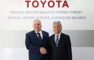 Hiroshi Kato Toyota CEO'su oldu