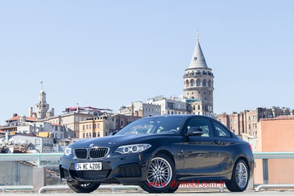 BMW 218i Coupe video test