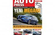 Auto Press Dergisi yayın hayatına başladı