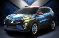 Farklı bir Sportage: X-Car