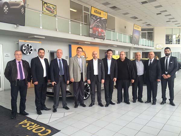 Opel Türkiye Yavru Vatan'da bayi açtı
