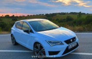 SEAT LEON CUPRA 2.0 TSI 280 HP DSG video test