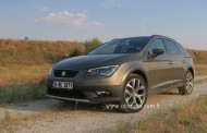 Seat Leon X-Perience 1.6 TDI 4x4 video test