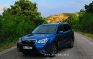 Yeni Subaru Forester 2.0 Dizel video test