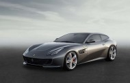 Ferrari GTC4Lusso Cenevre'de tanıtılacak