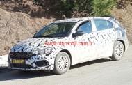 Fiat Egea Hatchback Test sürüşünde yakalandı