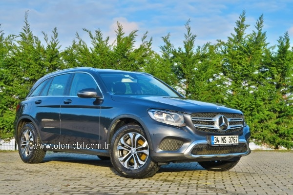 Mercedes-Benz GLC 250 4Matic test sürüşü