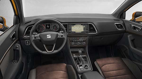 Seat SUV modeli Ateca
