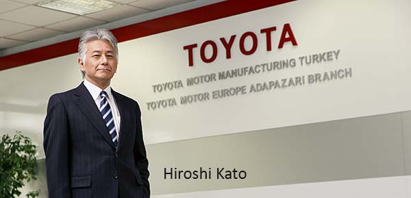 Toyota Türkiye C segment crossover