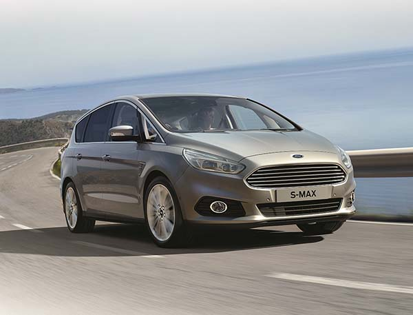 Yeni Ford S-Max ve yeni Ford Galaxy
