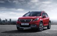 Yeni yüzlü 2016 Peugeot 2008