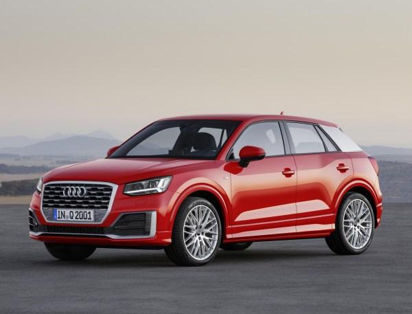 Audi Q2 tanıtıldı