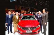 Fiat Egea Hatchback ve Egea SW Cenevre'de tanıtıldı