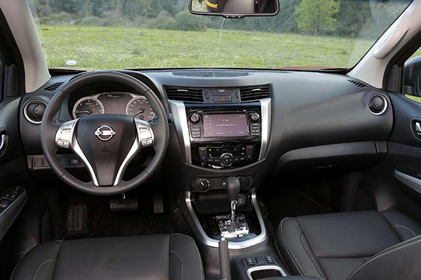 Yeni Nissan Navara 2016 test video fiyatlar