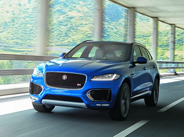 Jaguar F-Pace 2016 fiyat listesi