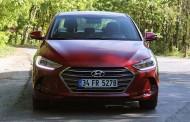 Yeni 2016 Hyundai Elantra 1 6 CRDi DCT Test videosu