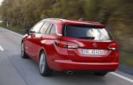 Yeni Opel Astra Sports Tourer 2016 test videosu