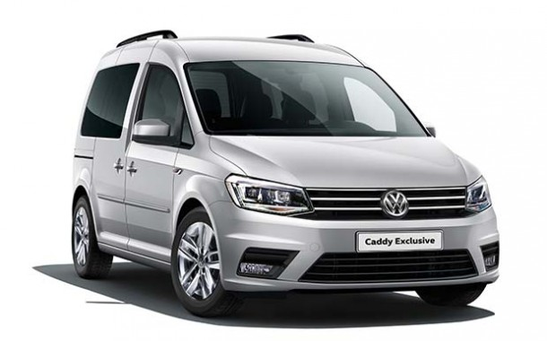 Yeni Volkswagen Caddy Exclusive 2016 bayilerde