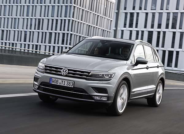 Yeni Volkswagen Tiguan 2016 Fiyat Listesi Otomobil