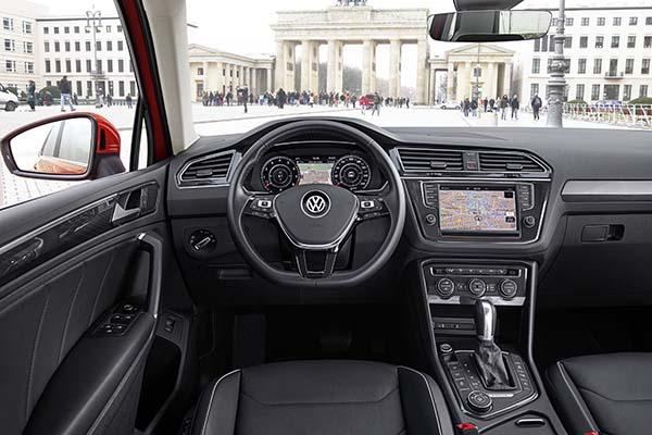 yeni volkswagen tiguan 2016 fiyat listesi - otomobil