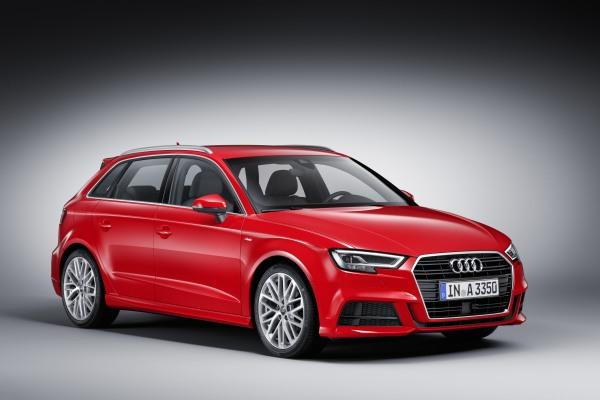 Yeni yüzlü Audi A3 2016