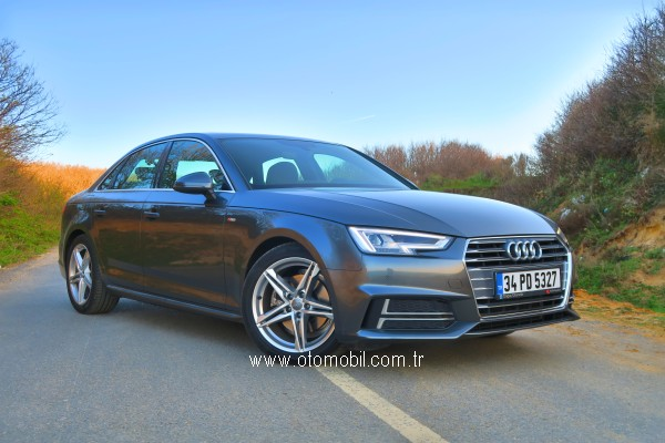 Yeni (2016) Audi A4 1.4 TFSI test sürüşü videosu