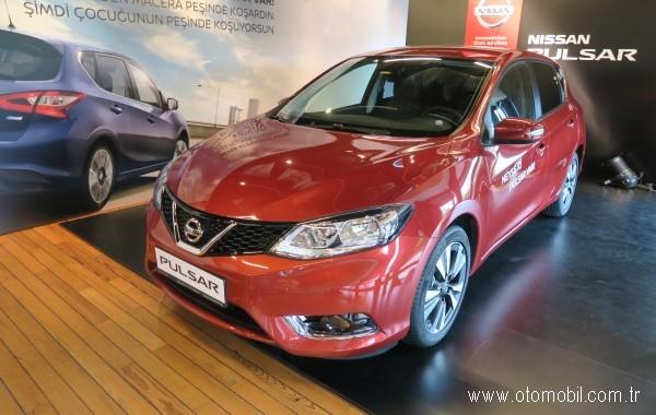 Nissan Pulsar fiyat listesi