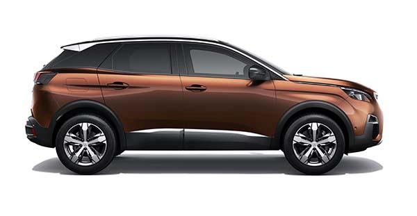 Yeni Peugeot 3008 2016 modeli