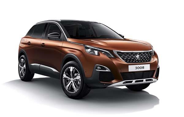 Yeni Peugeot 3008 2016 modeli haber ve videosu