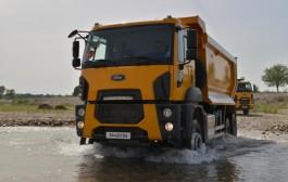 Yeni Ford Cargo test sürüşü