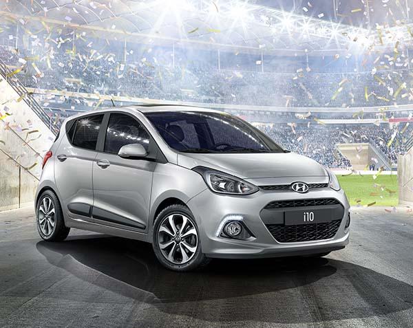 Hyundai i10 1.2 Go