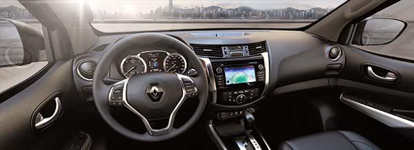 Renault Alaskan 2017 modeli
