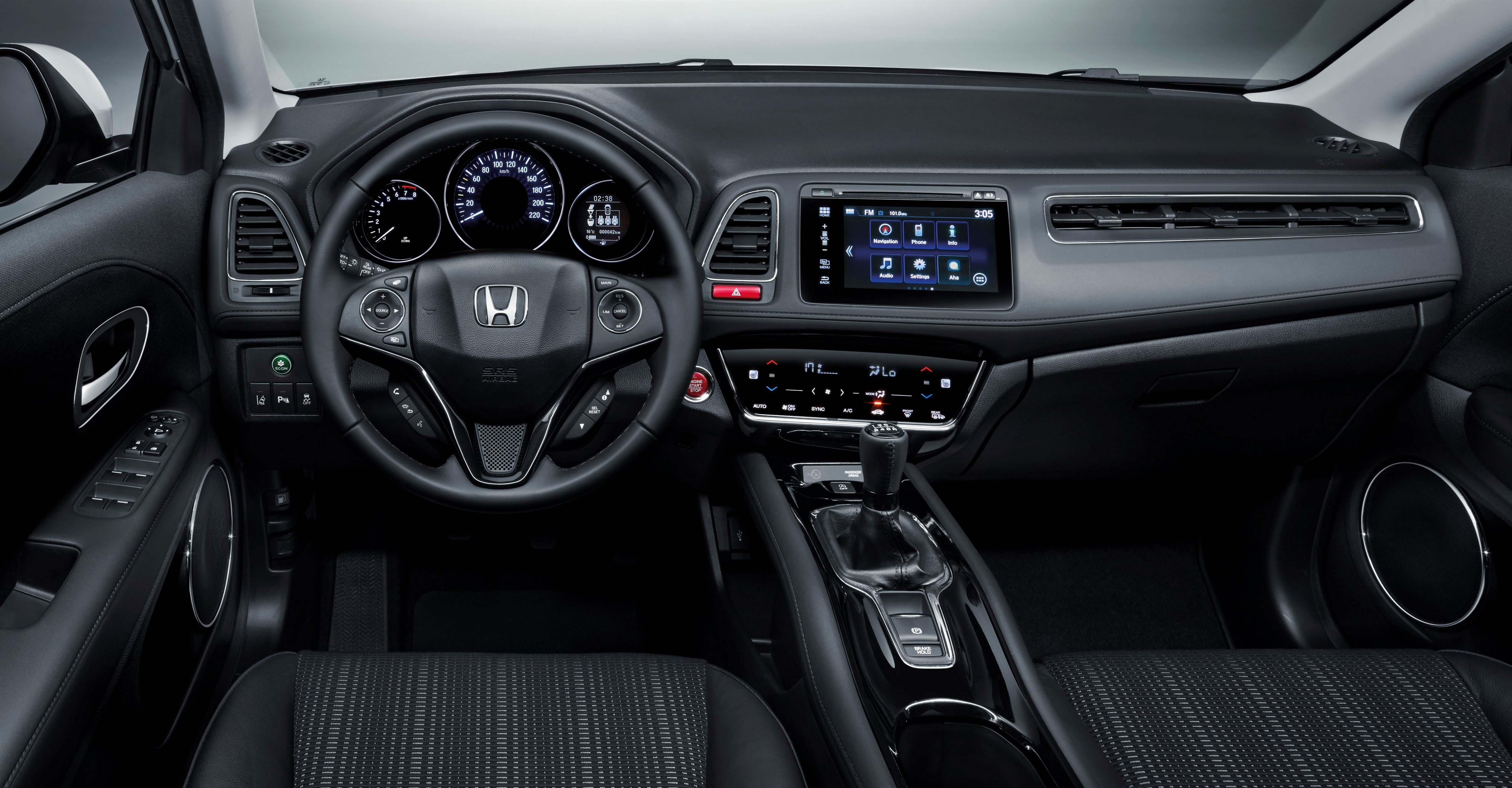 Yeni Honda HR-V 2016