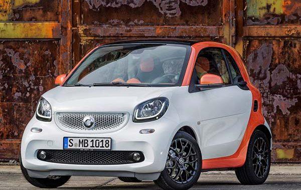 Yeni smart 2016 modelleri geldi