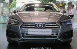 Yeni Audi A5 Türkiye ön gösterimi