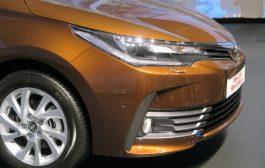 Yeni yüzlü Toyota Corolla 2016