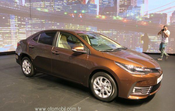 Yeni Toyota Corolla fiyat listesi