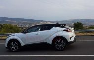 Toyota C-HR test sürüşünde yakalandı