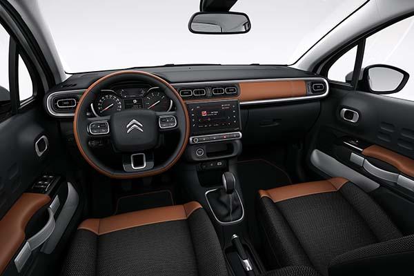 Yeni Citroen C3 2016