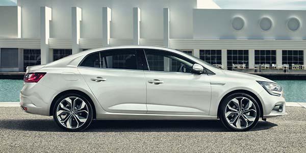 Yeni Renault Megane Sedan 2016