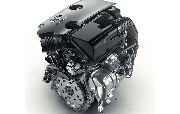 Infiniti VC-T motor Paris'te tanıtılacak