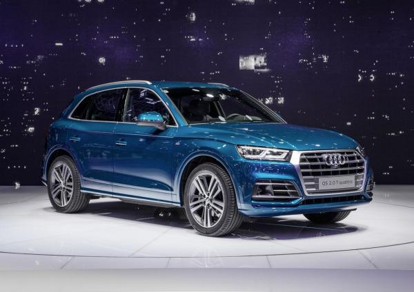 Yeni 2017 Audi Q5