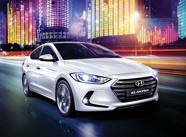 Hyundai Elantra Elite Plus