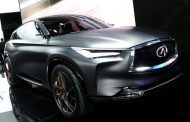 Infiniti VC-Turbo motor ve QX Sport Inspiration