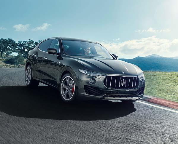 Maserati Levante Türkiye'de