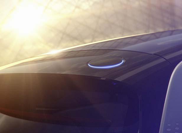 Volkswagen Think New standı 1 Ekim'i bekliyor