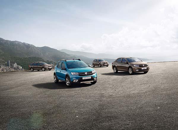Yeni Dacia Sandero ve Logan 2017 Paris'i bekliyor