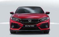 Yeni Honda Civic Hatchback 2017 yüzünü gösterdi