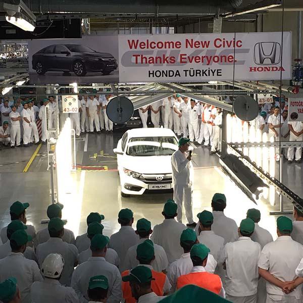 Yeni Honda Civic Sedan 2017
