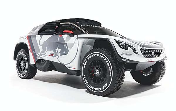 Yeni Peugeot SUV modelleri Paris'te sergilenecek